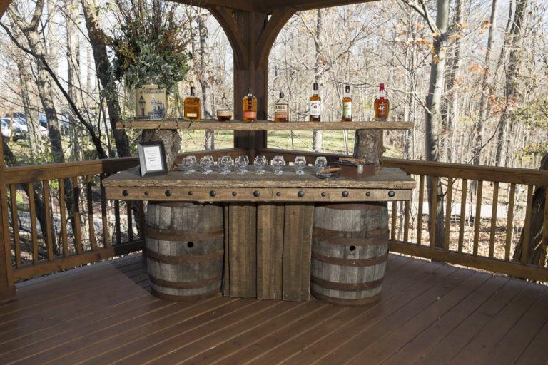 Beverage/drink station after party