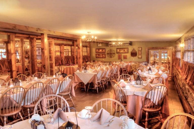 Main dinning hall