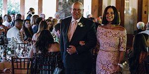 Kim Gockenbach <br>(Mother of the Bride)<br>Morgan & Michael Roberts