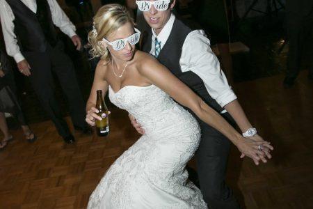 Wedding reception LGBTQ