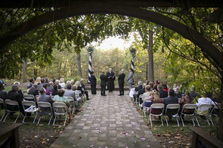 Wedding at auradell