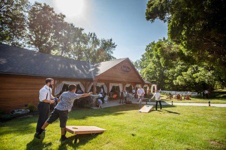Wedding reception, party, pavilion